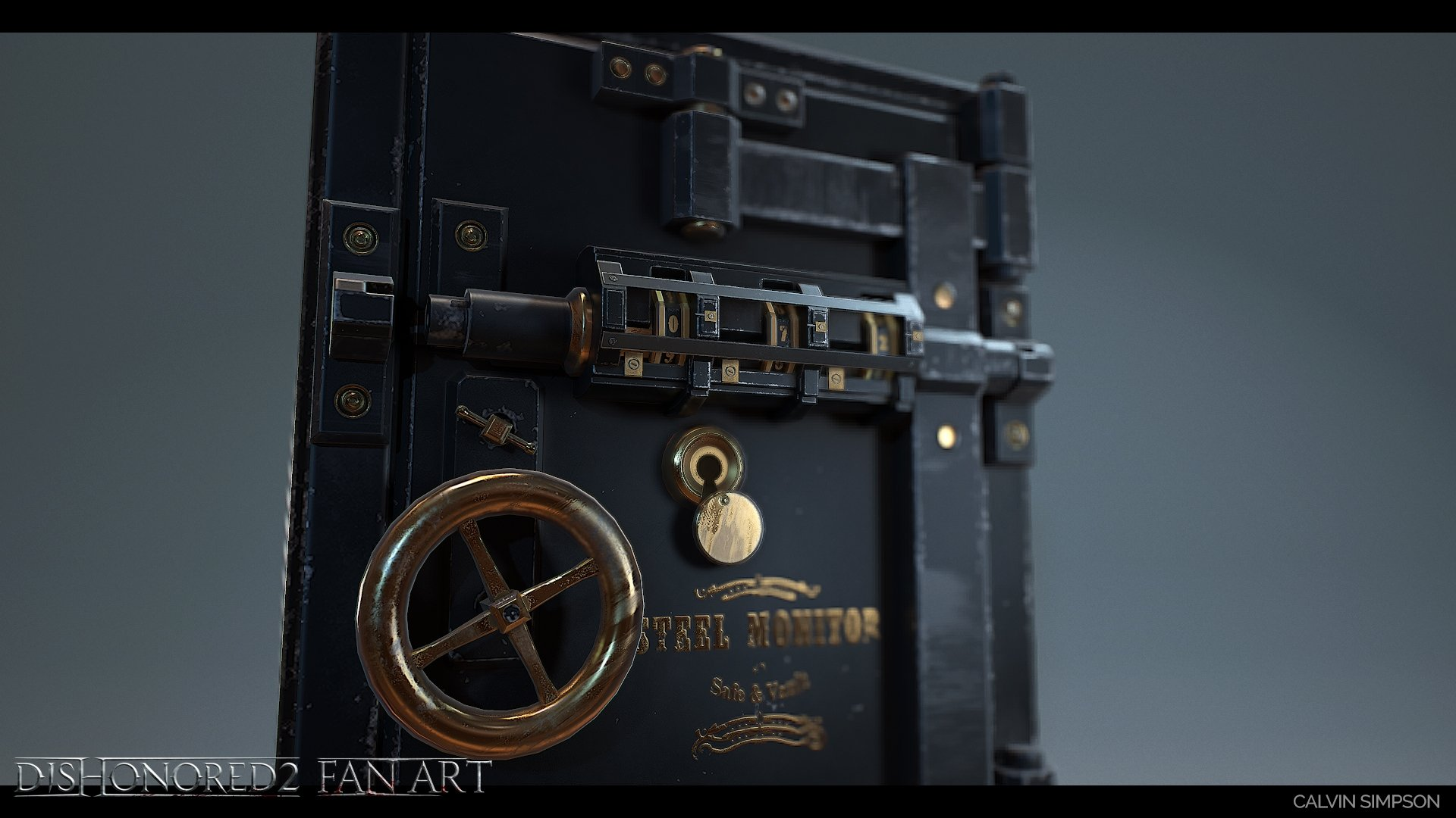 dishonored 2 safe