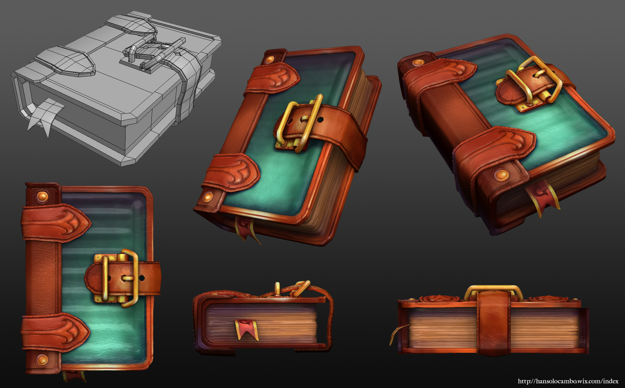 3D Artists Props/Weapons/Creatures - Looking for a job in