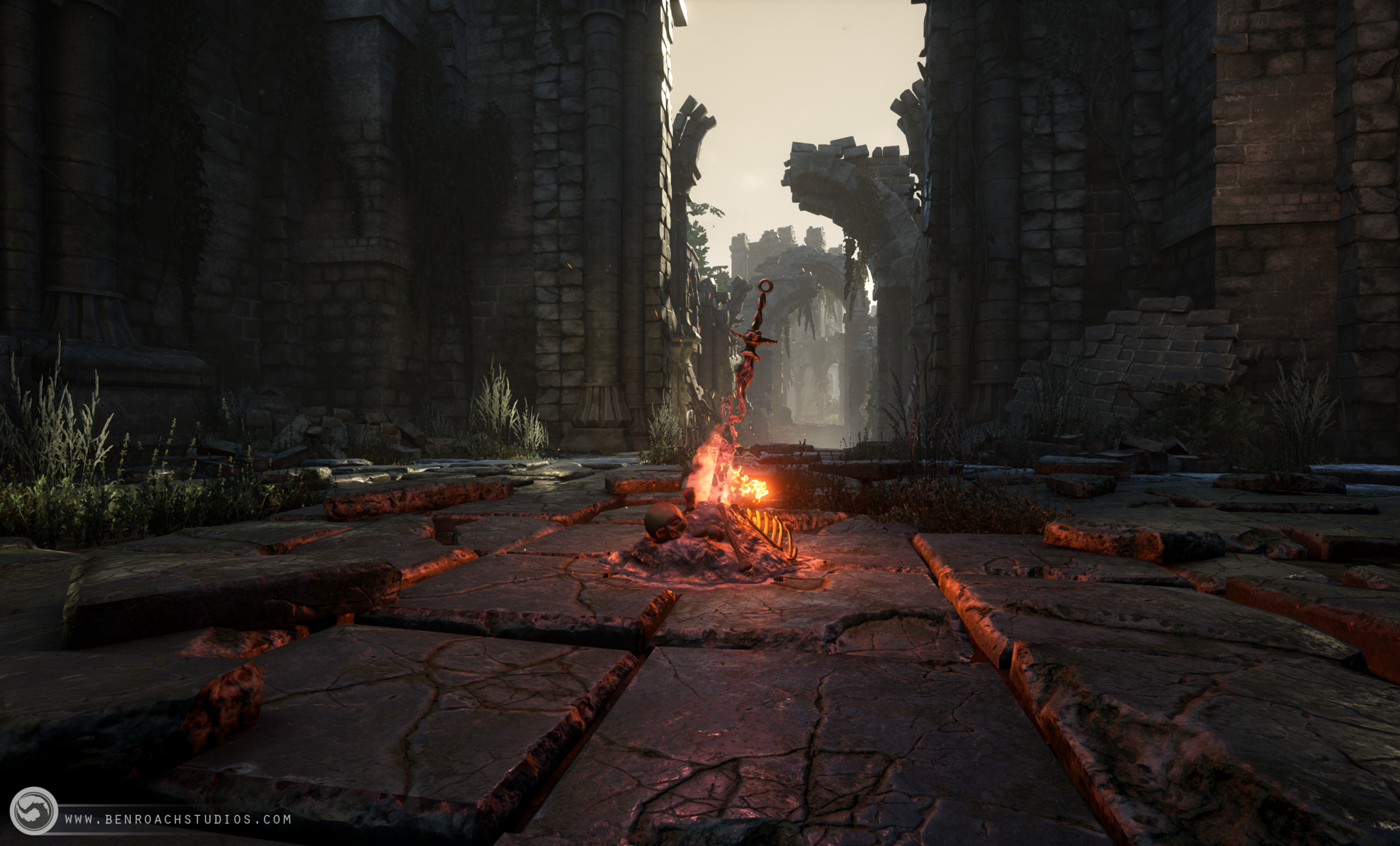 UE4] Dark Souls 3 Environment (Finished) — polycount Dark Souls Map Viewer on