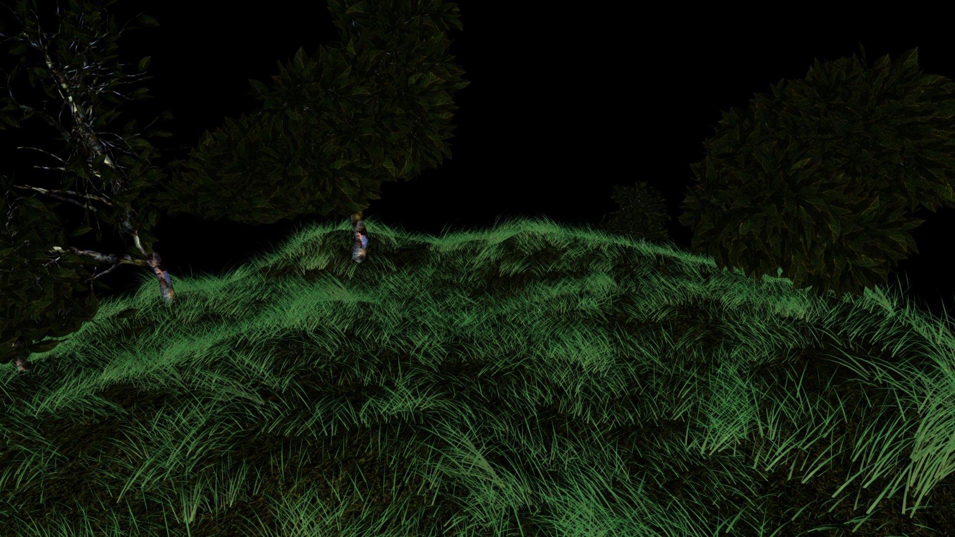 Visor trees in not rendering in vray for maya 2016  Help plz