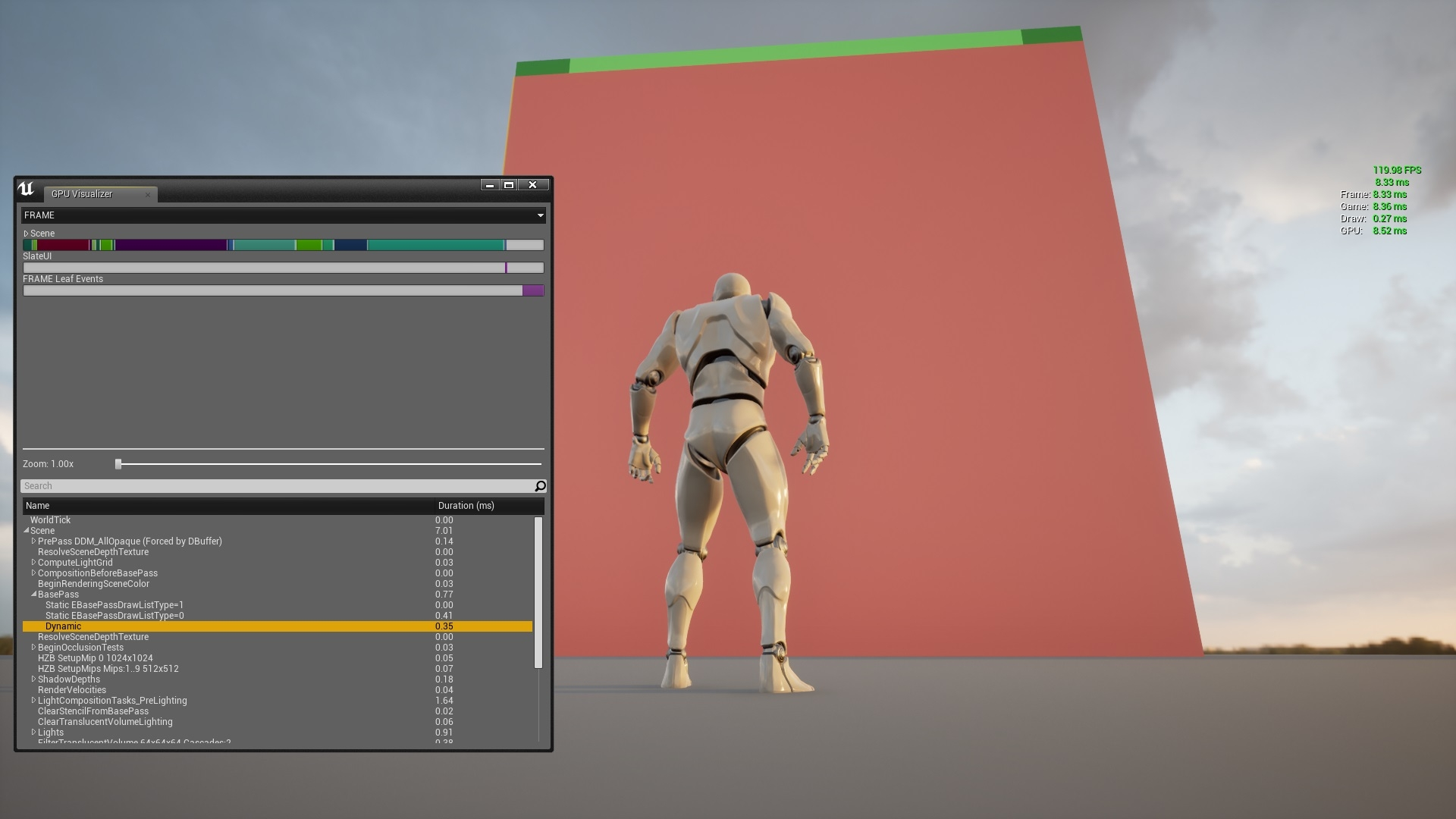 Procedural building using construction script frame drops? — polycount