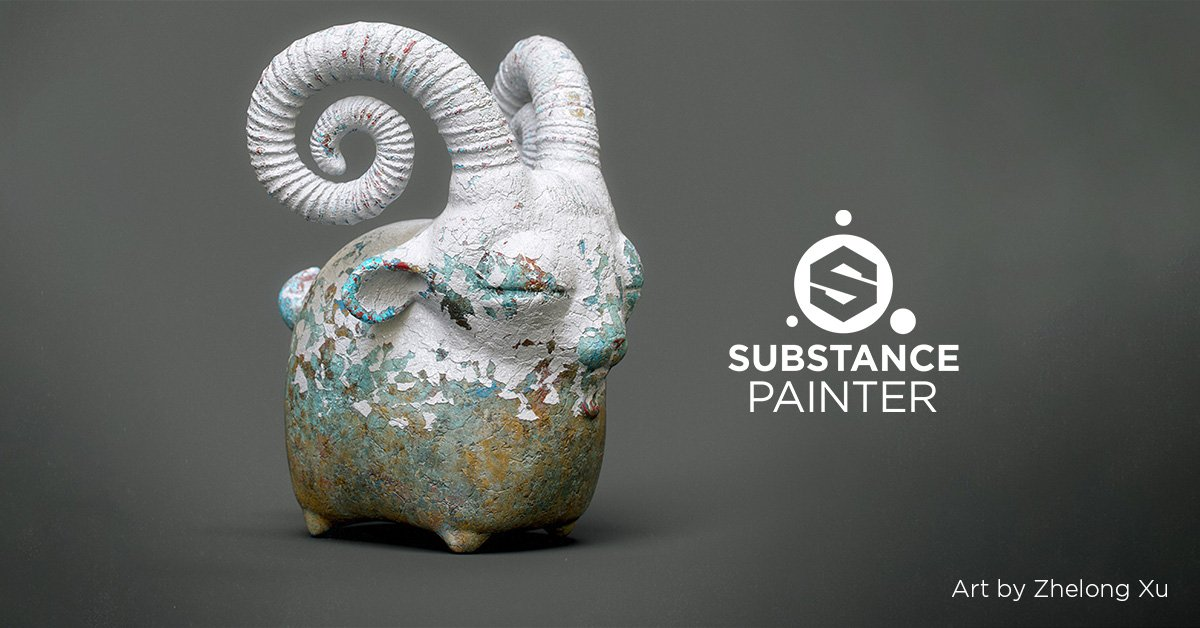 Substance Painter - Latest Build - 2019 1 - Page 5 — polycount