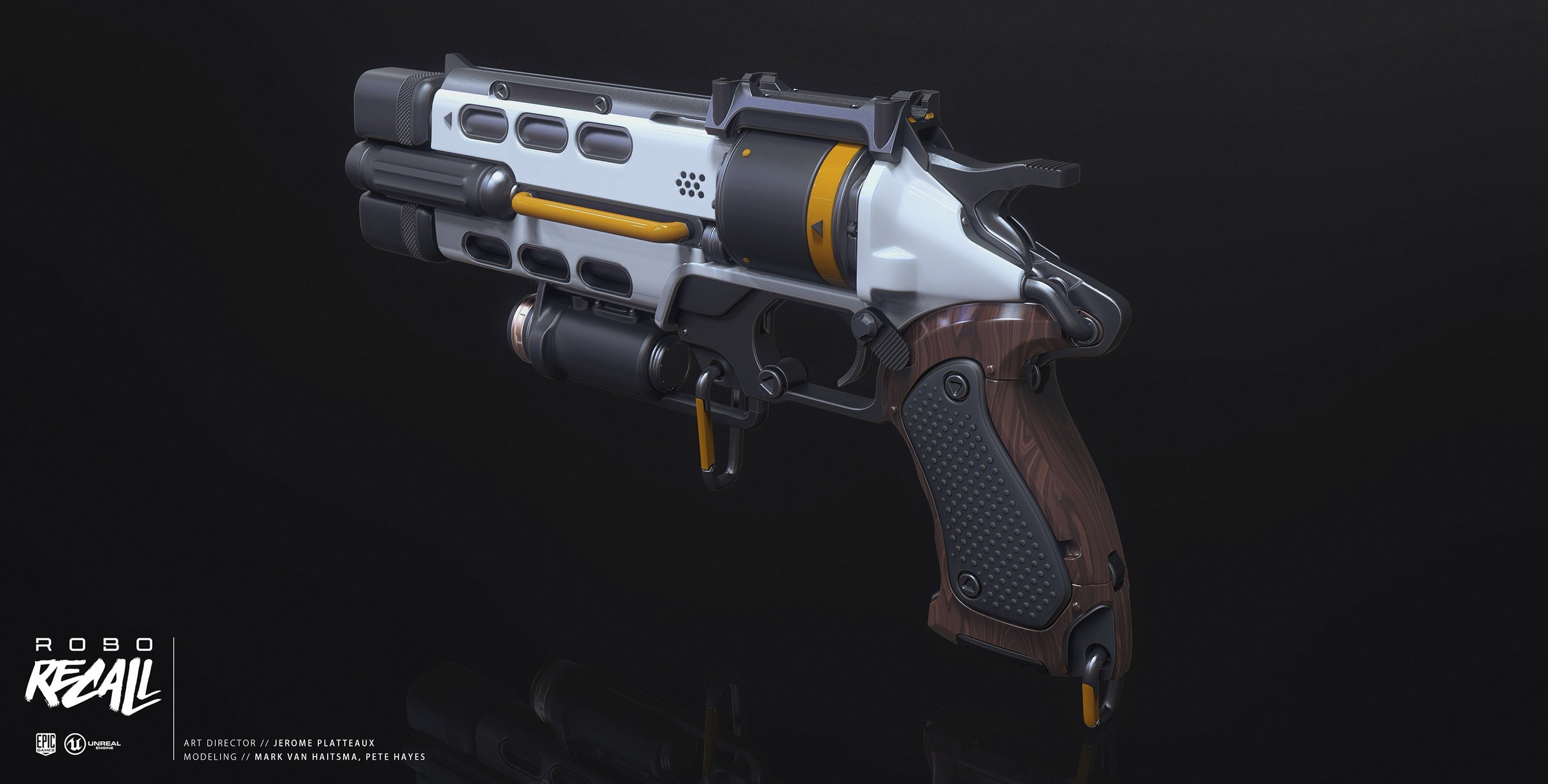 ArtStation Tri Volt Rifle Cane T Scifi Weapons Guns Arms