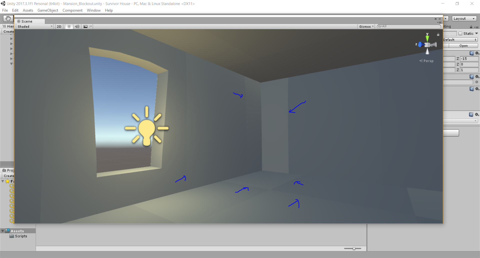 Maya] to [Unity] Tiled Mesh, Lighting Problem At Connection