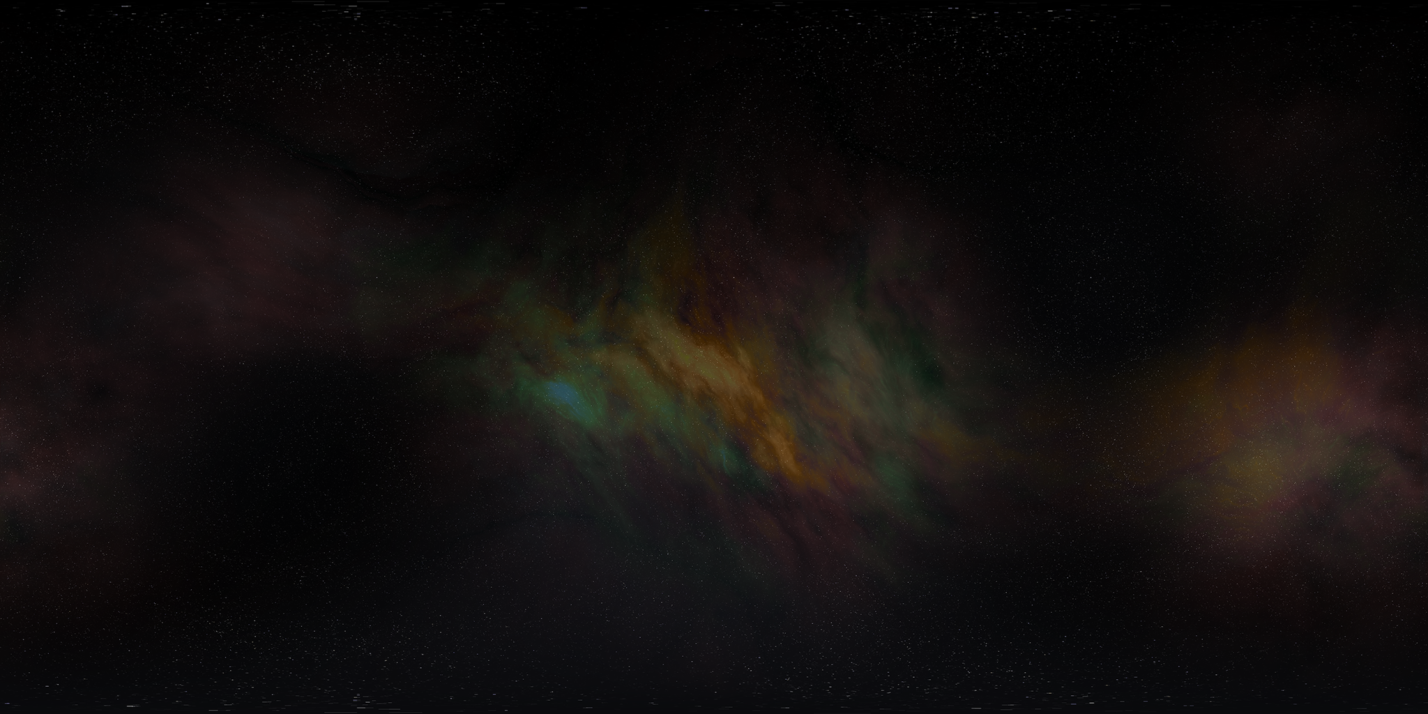 Space Panorama - Substance Designer — polycount