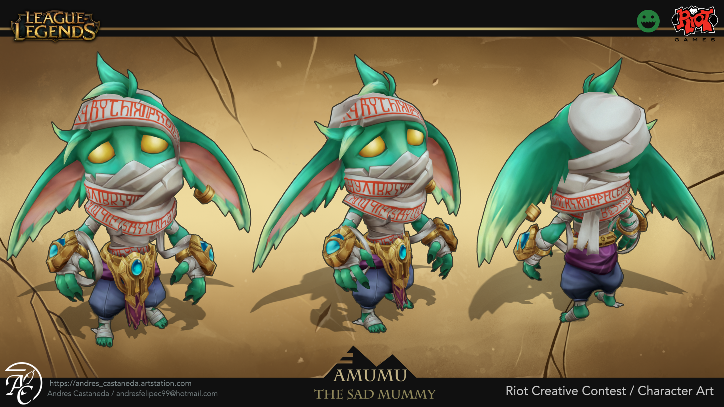 v5piznn23nbh - Lulu and Amumu really need a visual update more than any other champions.