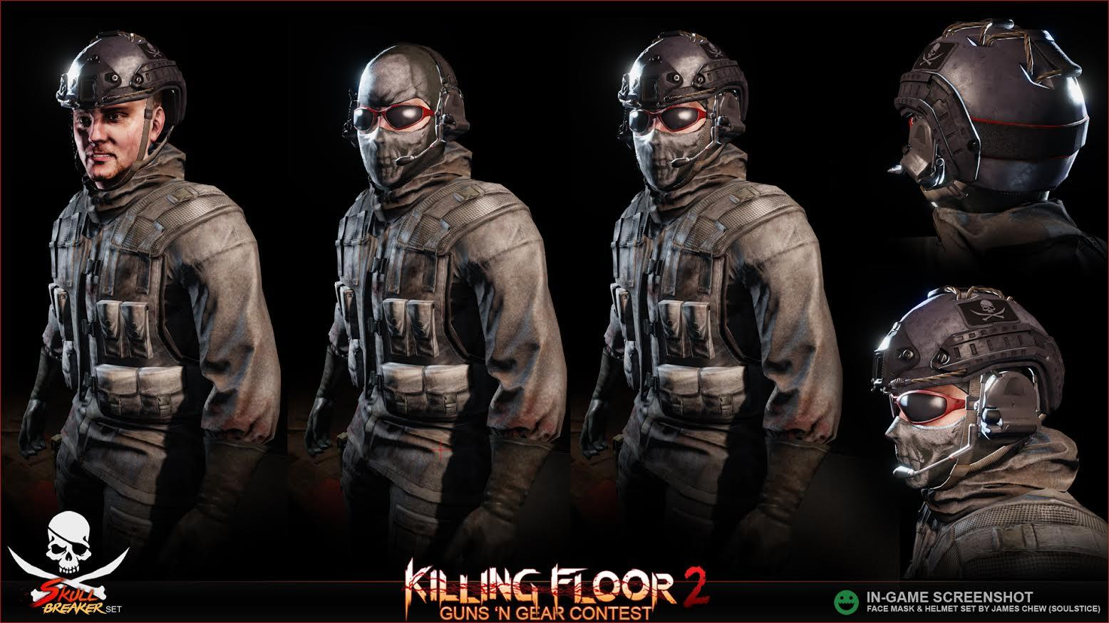 Killing Floor 2 Contest Winners Polycount
