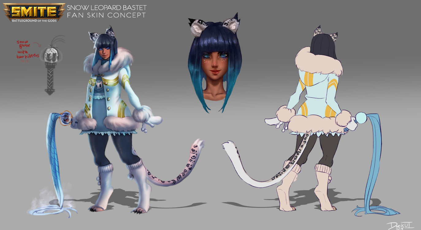 Fan Skins And Other Doodles Polycount