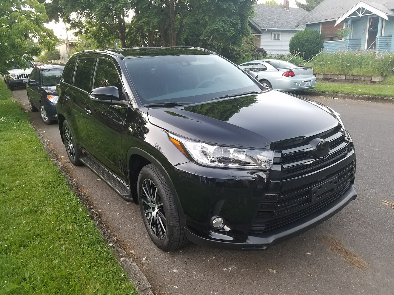2017 toyota highlander prices paid page 2 car forums at. Black Bedroom Furniture Sets. Home Design Ideas