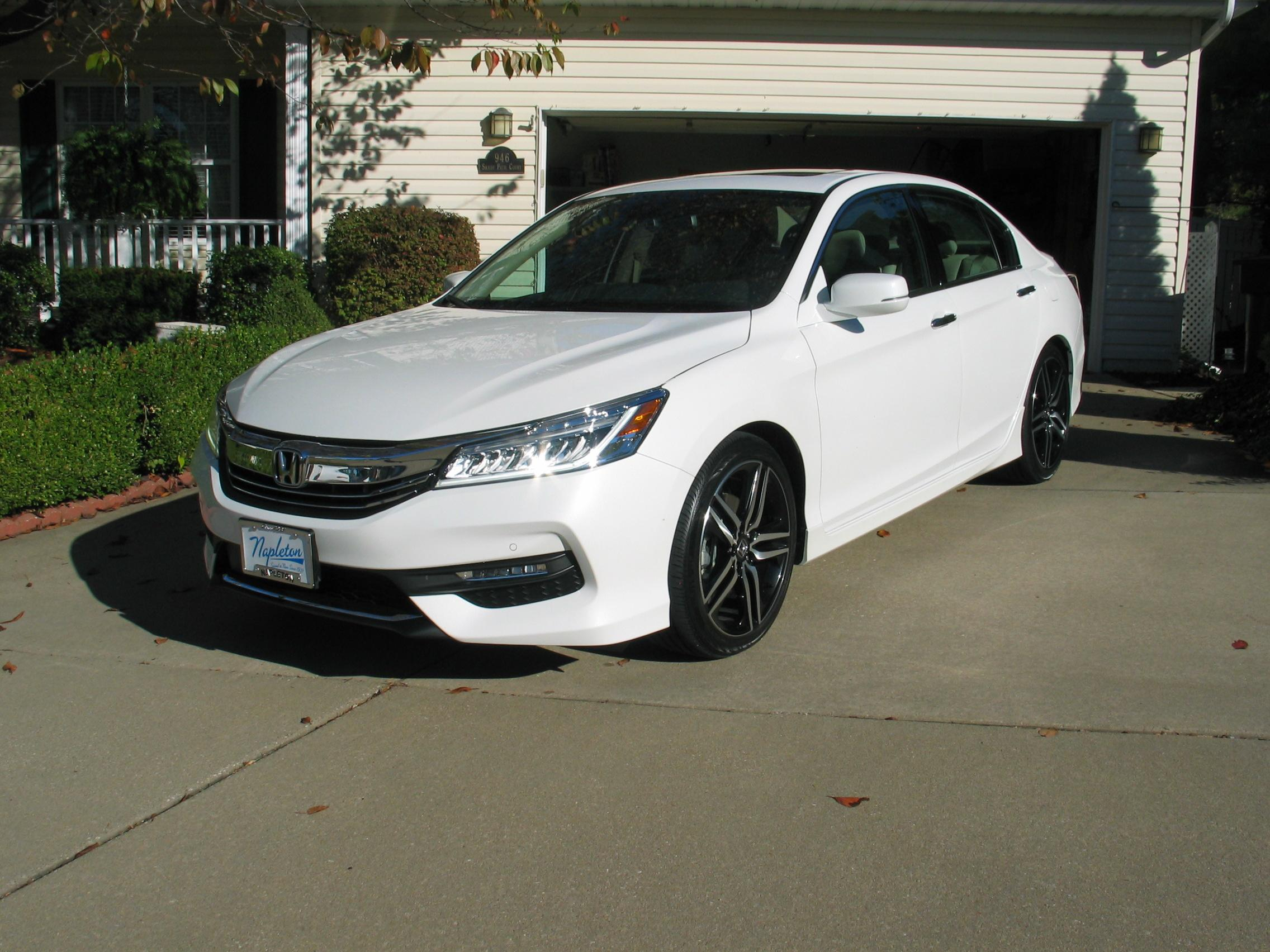 2016 Honda Accord Prices Paid And Buying Experience