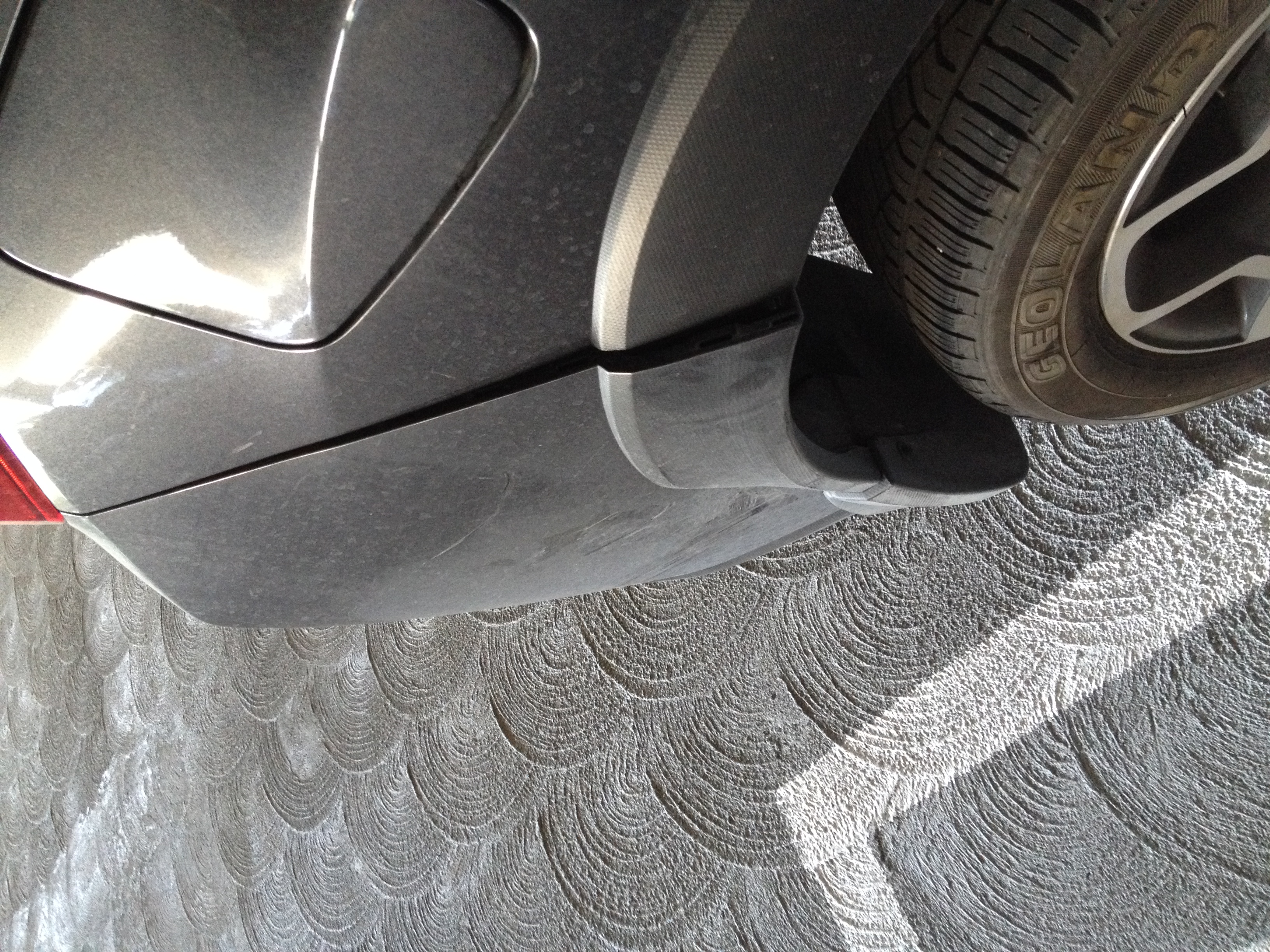 Am I Being Overcharged for Subaru Crosstrek's Rear Bumper