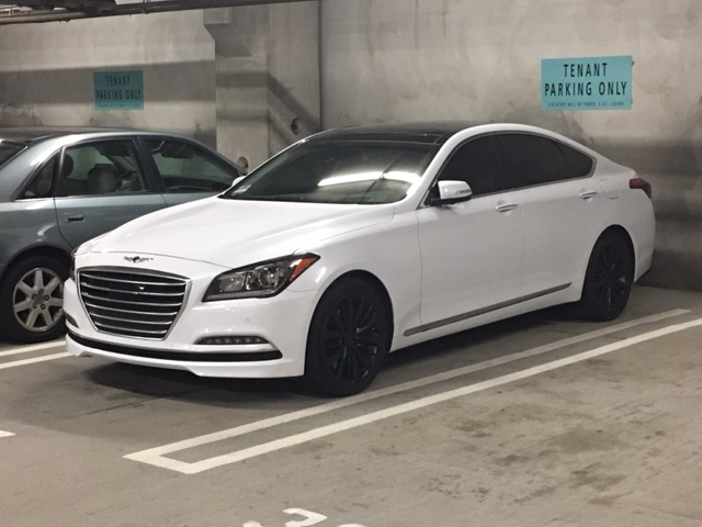 Genesis G80 Lease >> My 2017 Genesis G80 5 0 Ultimate Lease Car Forums At