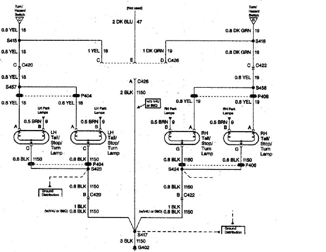 Automotive Wiring Cadillac Tagged Cadillac Circuit Diagrams Electrical