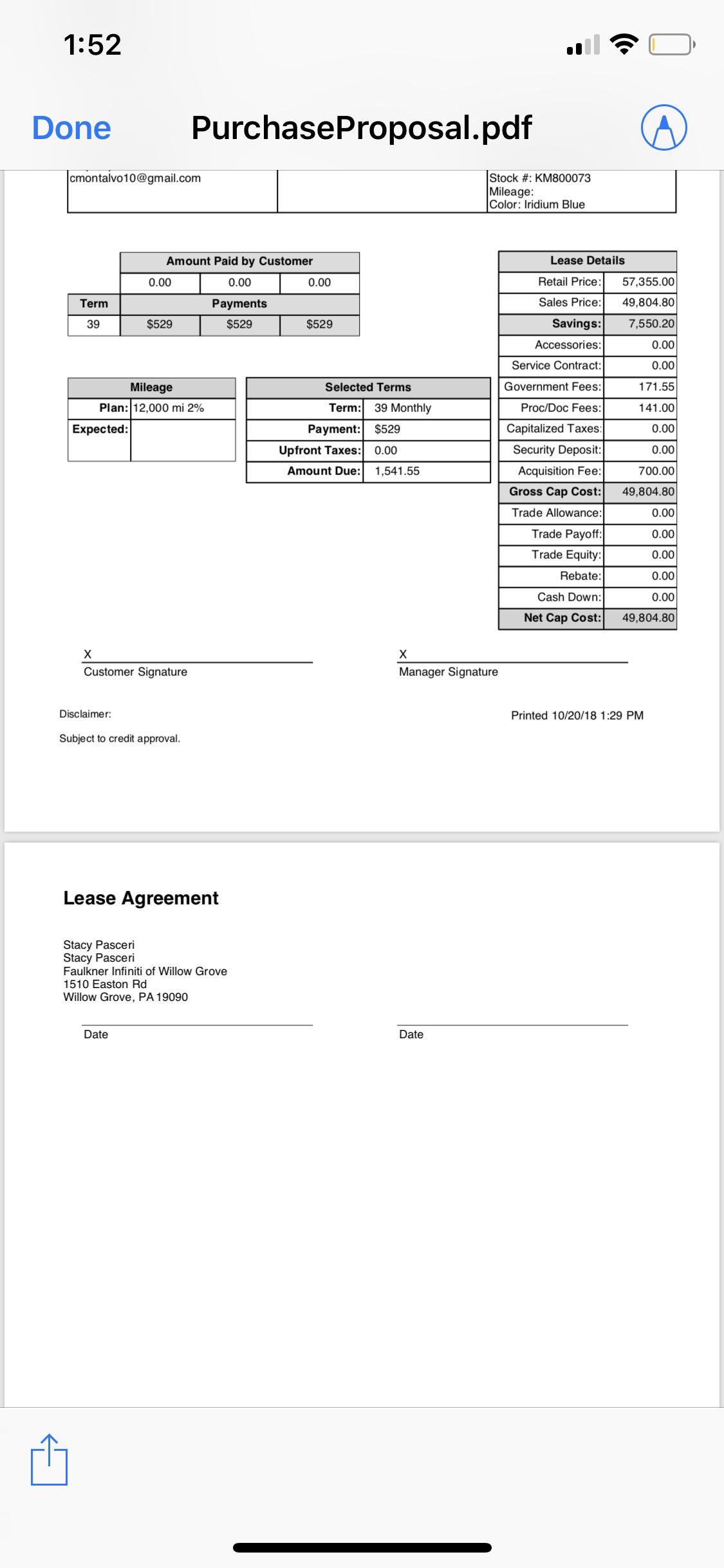 Infiniti Q50 Lease Deals >> 2019 Infiniti Q50 Lease Deals and Prices — Car Forums at Edmunds.com