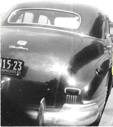Can Anyone Identify This Car From The 50s?