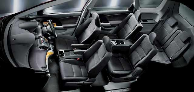 2017 Odyssey with only 6 seats? — Car Forums at Edmunds.com
