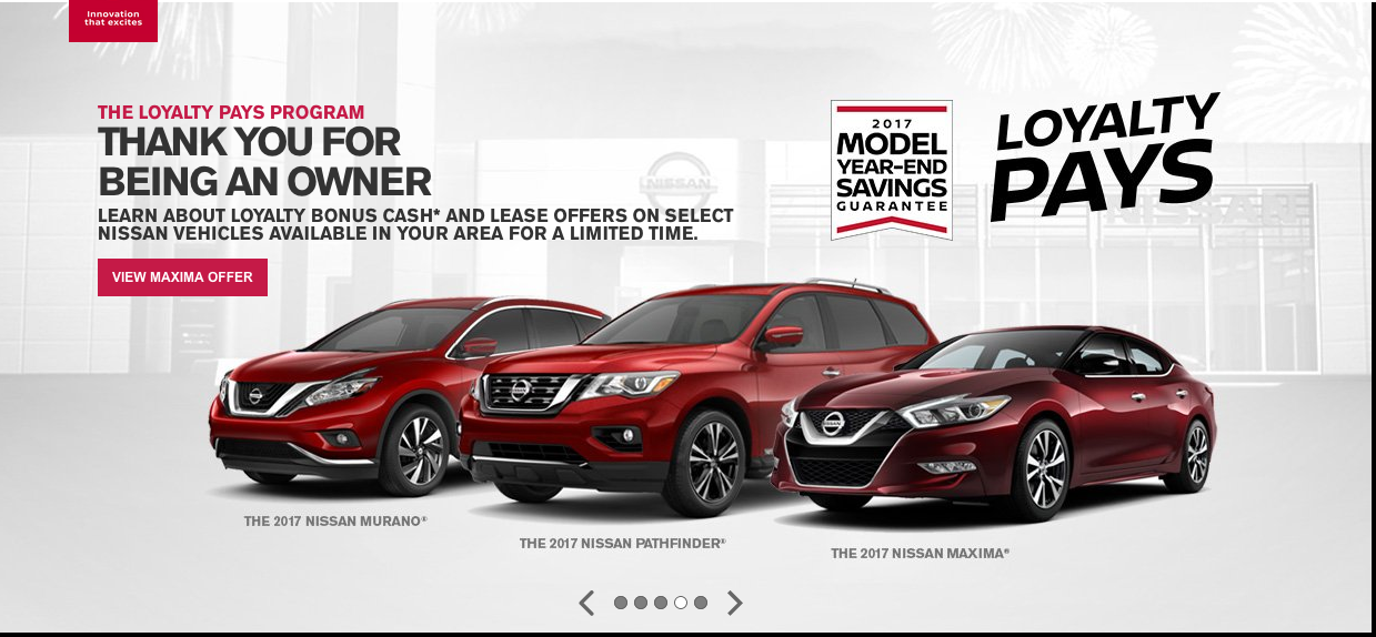 special en nissan coupal lease the murano offers brassard