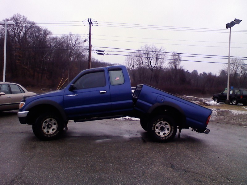 Toyota Tacoma 2004 and Earlier Frame Problem - Page 45 — Car Forums ...