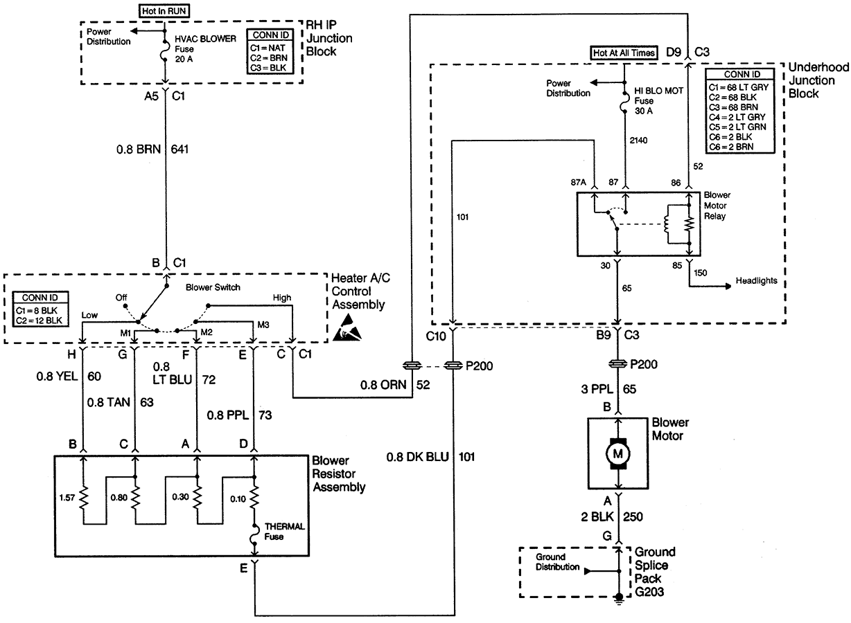 car blower motor wiring diagram   31 wiring diagram images