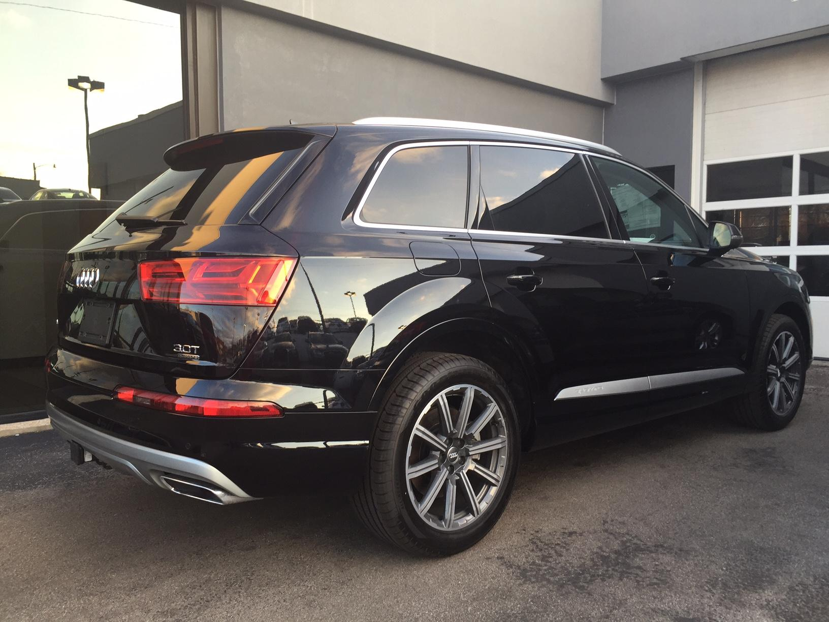 2017 audi q7 road test car forums at. Black Bedroom Furniture Sets. Home Design Ideas