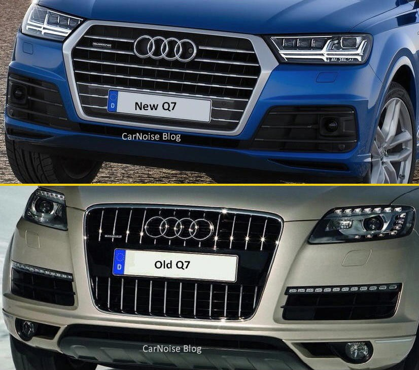 Slimmer, Fuel-Efficient 2016 Audi Q7 To Bow At 2015