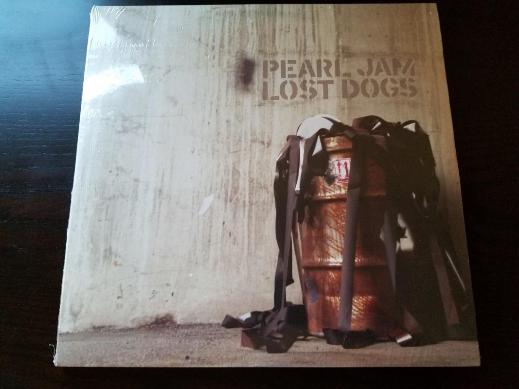 Pj Sealed Vinyl Ft Pearl Jam Community