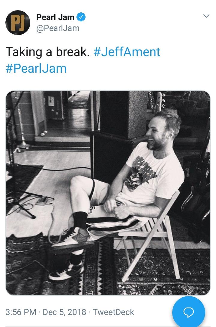 2020 Tour Rumor Thread - Page 24 — Pearl Jam Community
