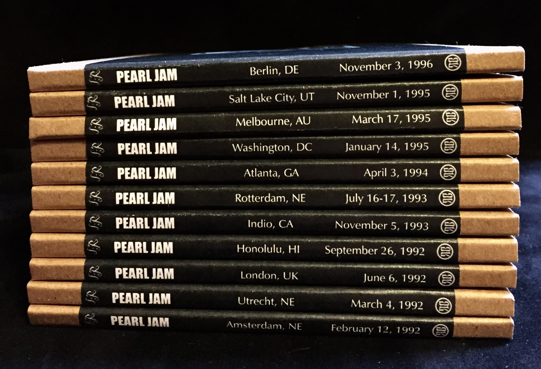 Soundboard Remaster Series (pre-2000 bootlegs) - Page 11 — Pearl Jam