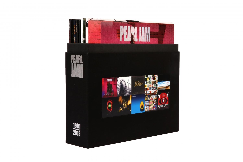 2017 Pearl Jam Complete Vinyl Box Set Pearl Jam Community