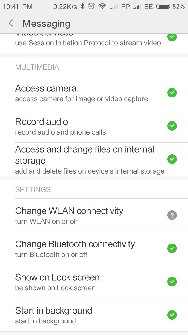 FreedomPop + Xiaomi Yes It works — FreedomPop Community