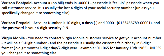 15 Digit Service Pin Straight Talk