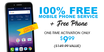 Free Phone One Time Activation Fee 9 99 Freedompop