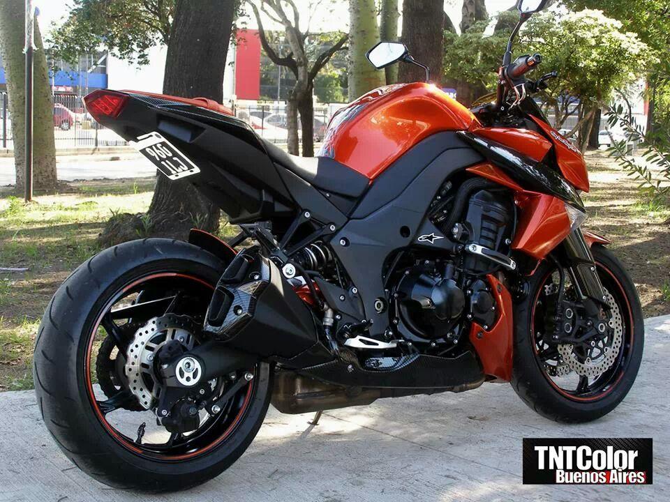 Kawasaki Z1000 K2Forums