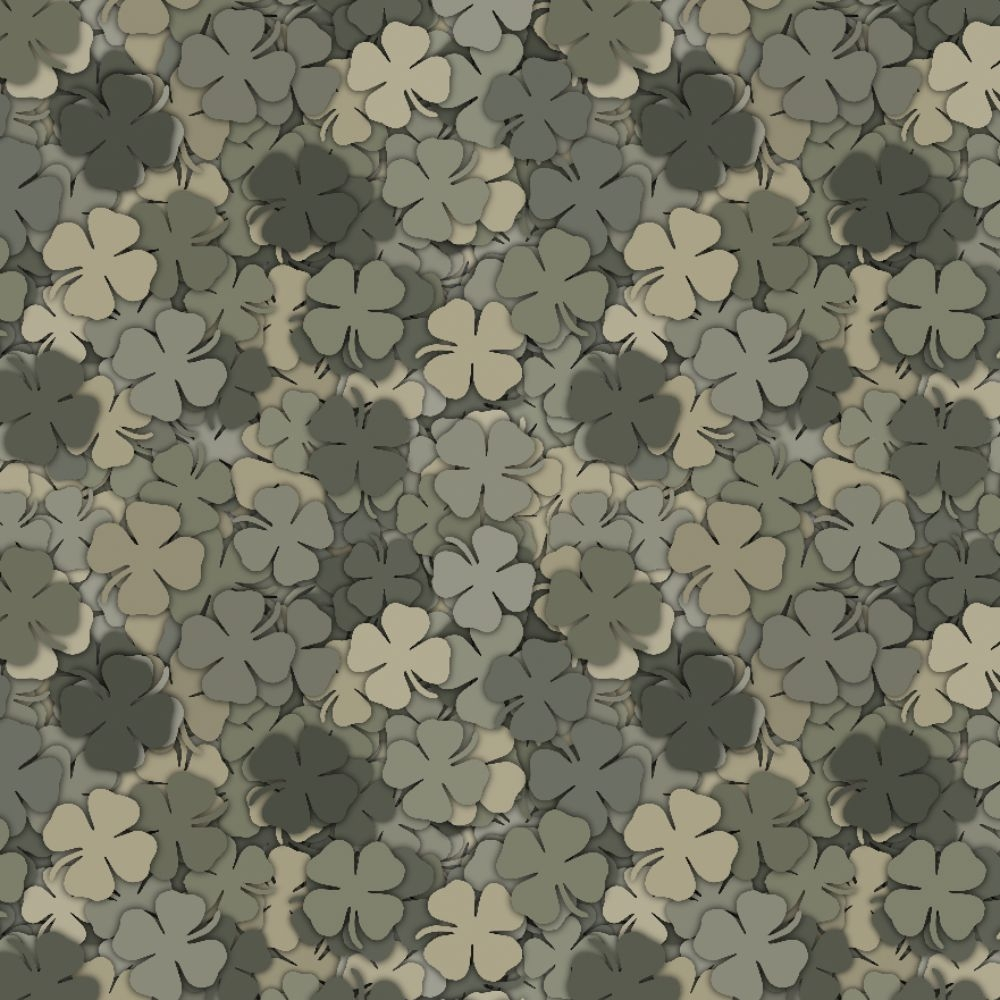 shamrock pattern wallpaper 1366x768 - photo #6