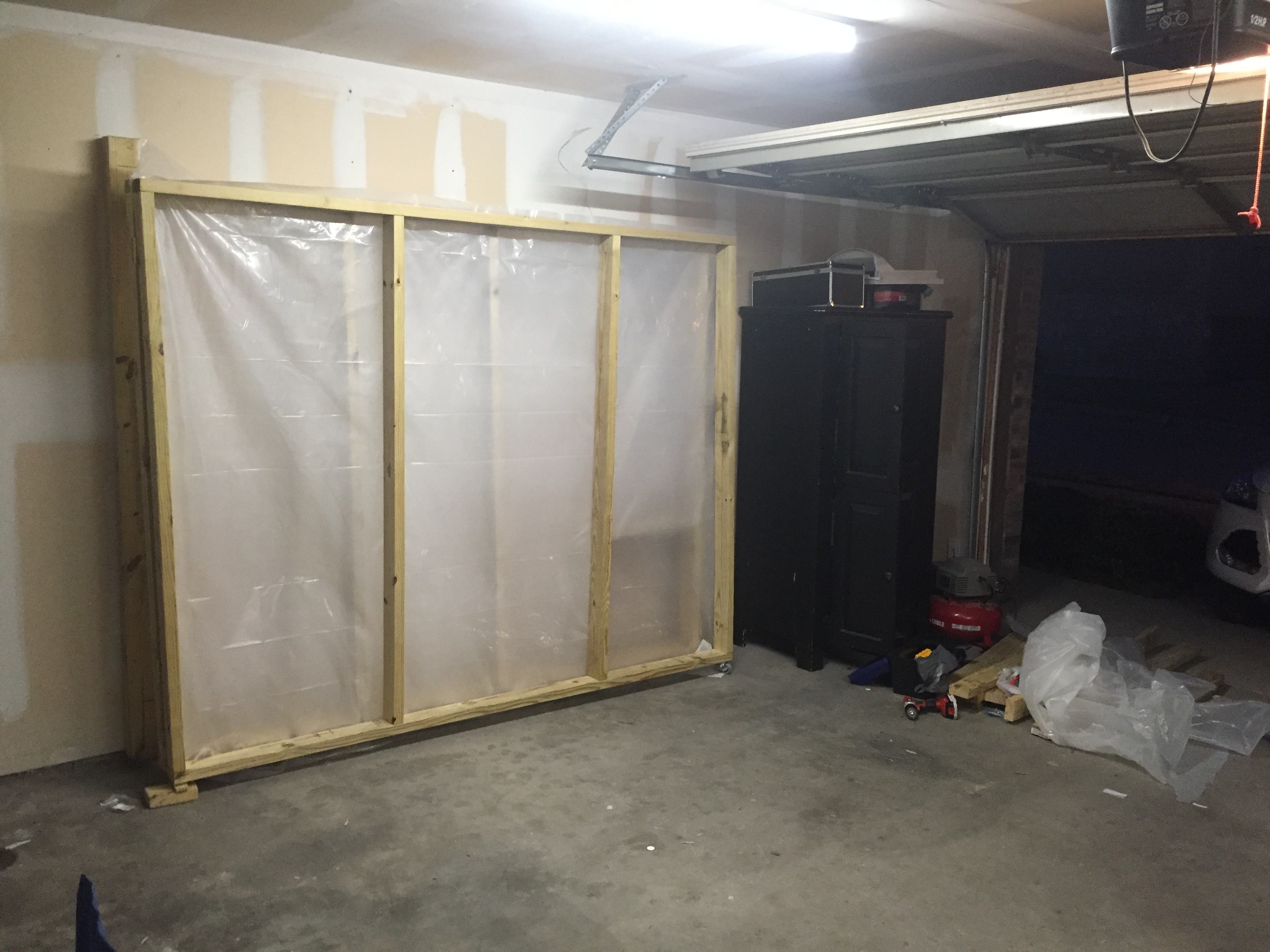 Temporary Collapsable Paint Booth K2forums Com