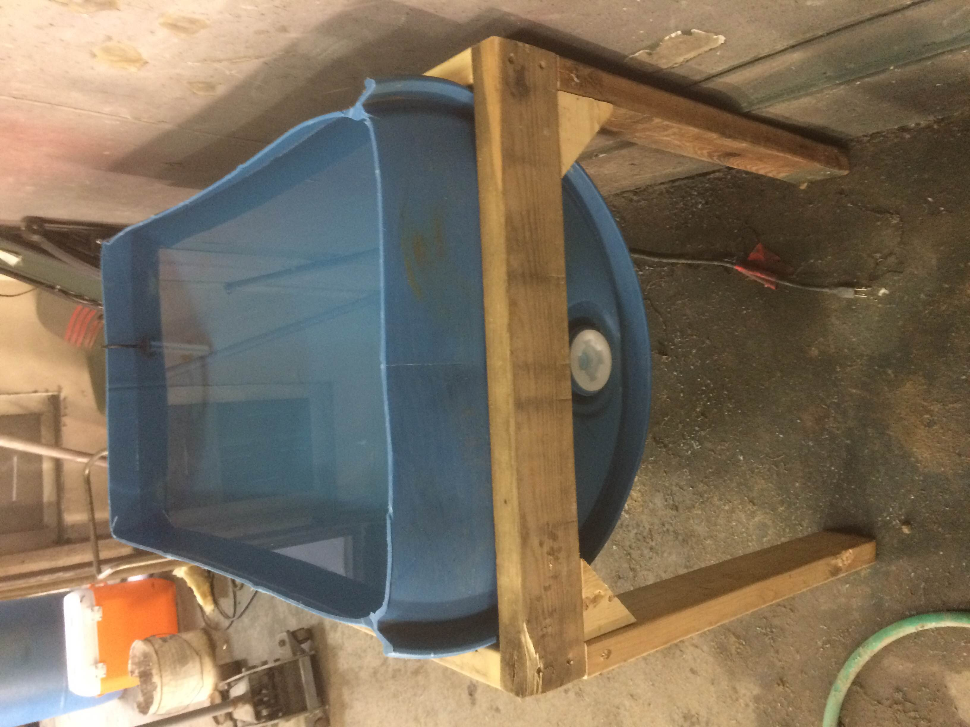 55 gal drum for Fish tank divider 55 gallon