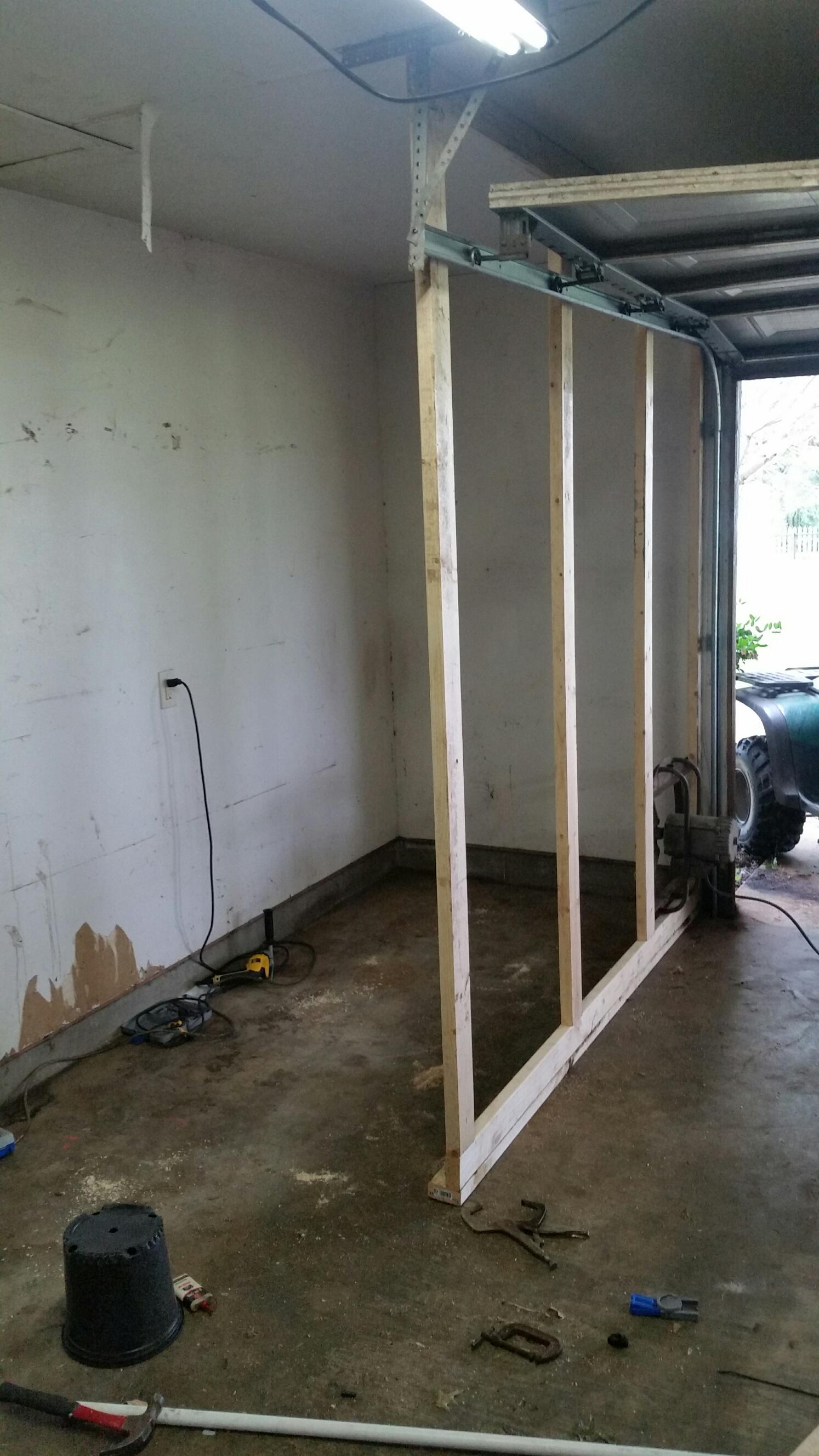 DIY Garage Size Paint Booth — K2Forums.com