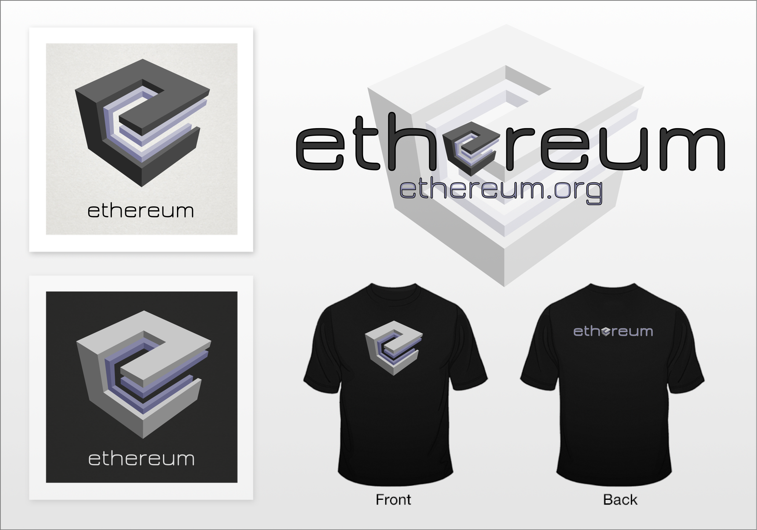 Ethereum Logo Contest Winner Selected — Ethereum munity Forum