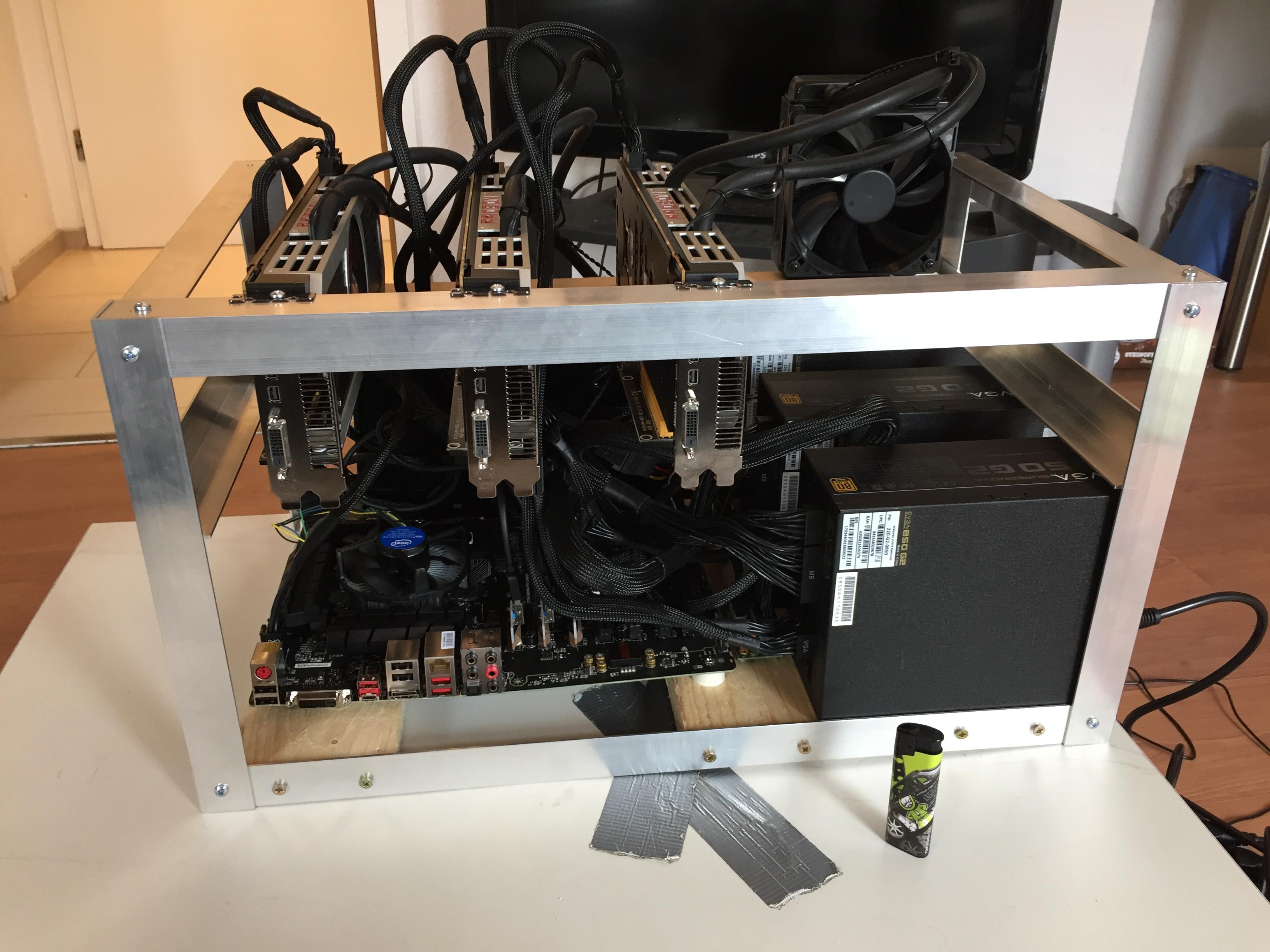 R9 295X2 Overclock/Undervolt  Which OS? — Ethereum Community Forum