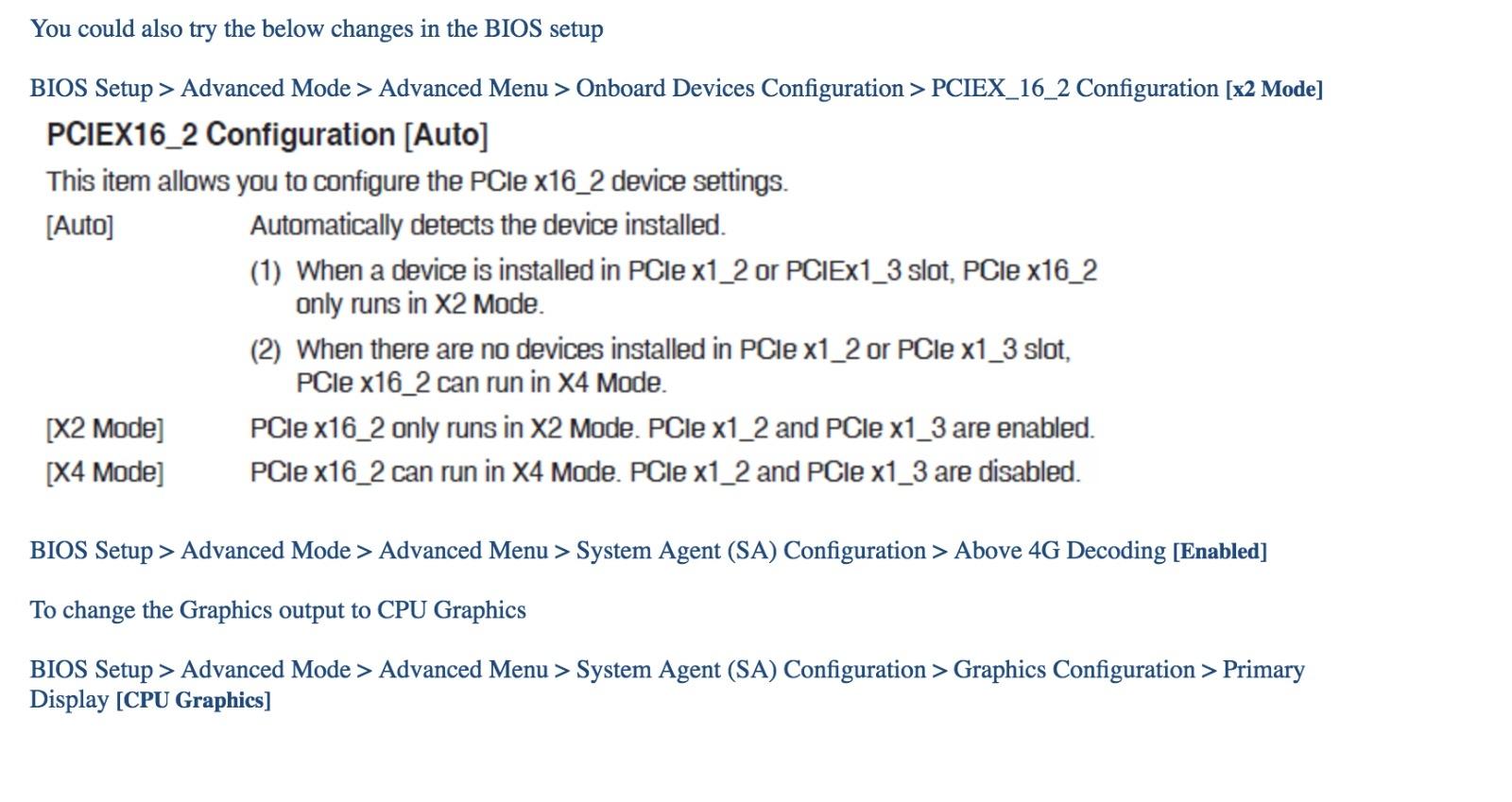 ROG STRIX B250F GAMING motherboard for Eth mining — Ethereum