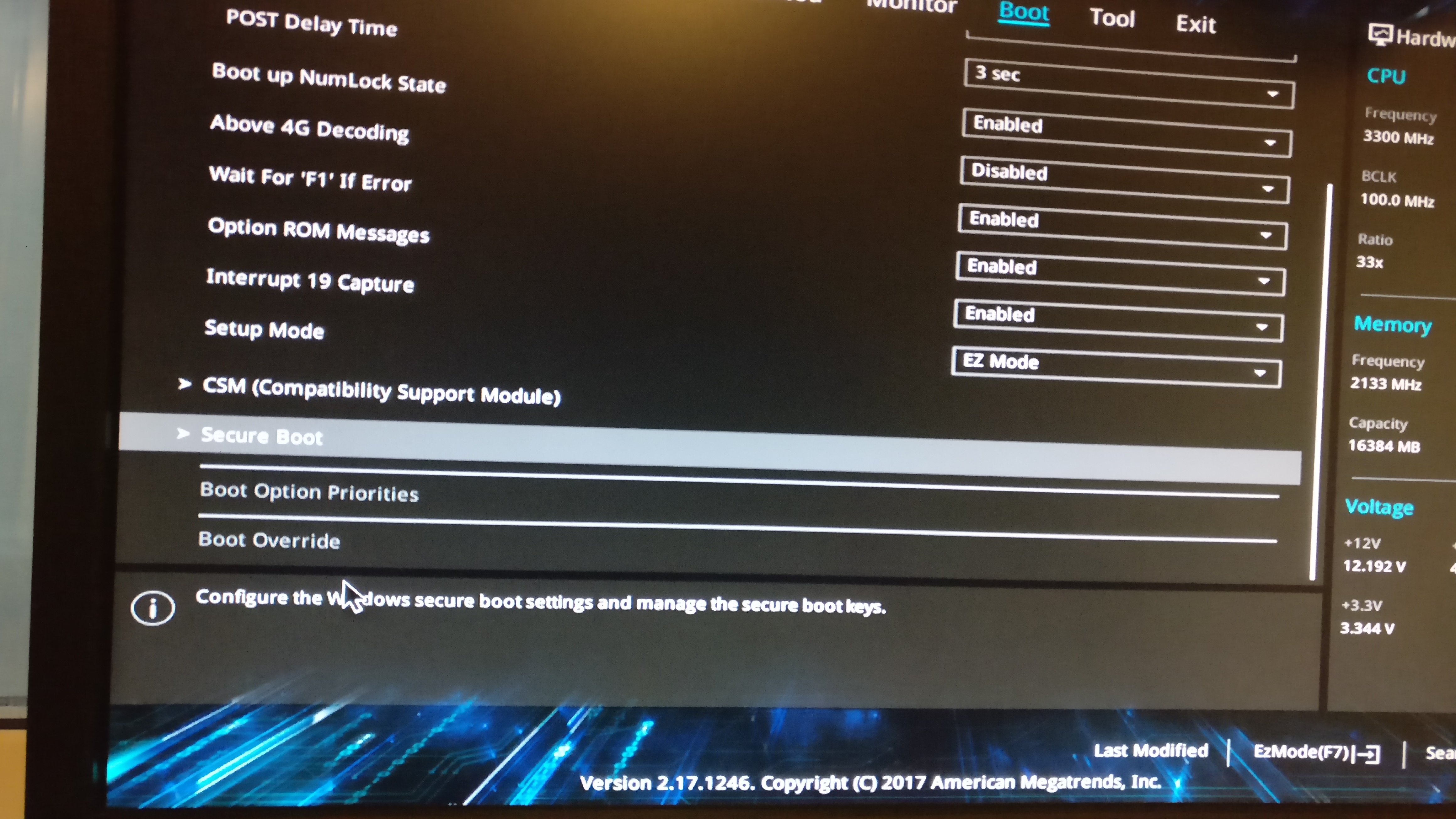 Asus Z270A booting from usb — Ethereum Community Forum