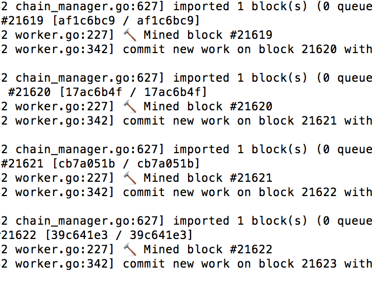Syncing for days running GETH on MacBook Pro — Ethereum Community Forum