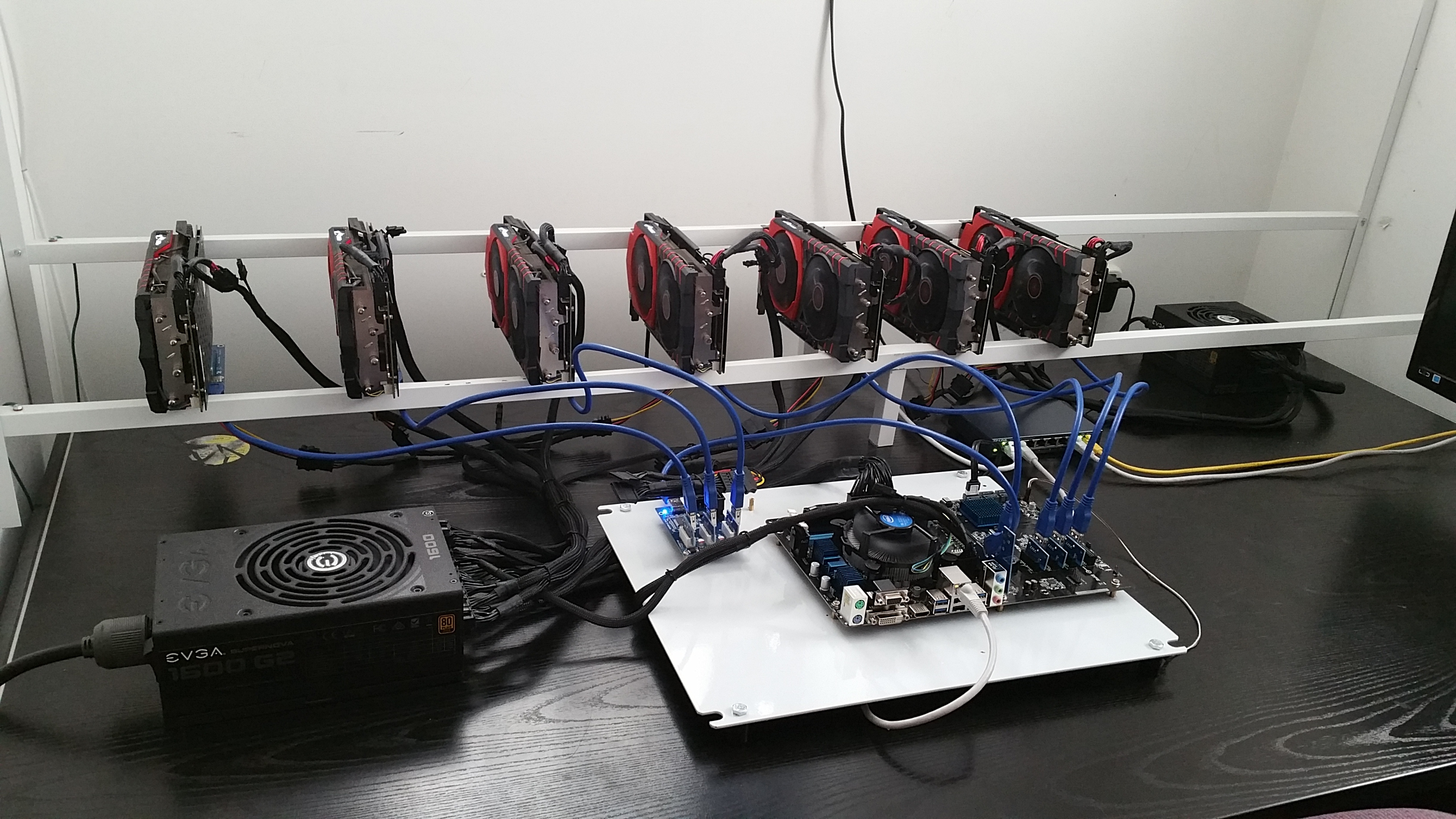 Ethereum >> More than 7 GPU on a motherboard — Ethereum Community Forum