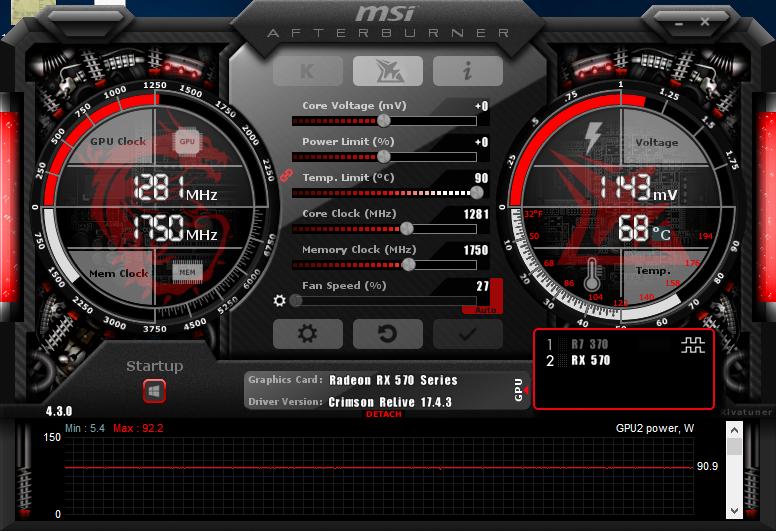 msi rx 570 mining drivers