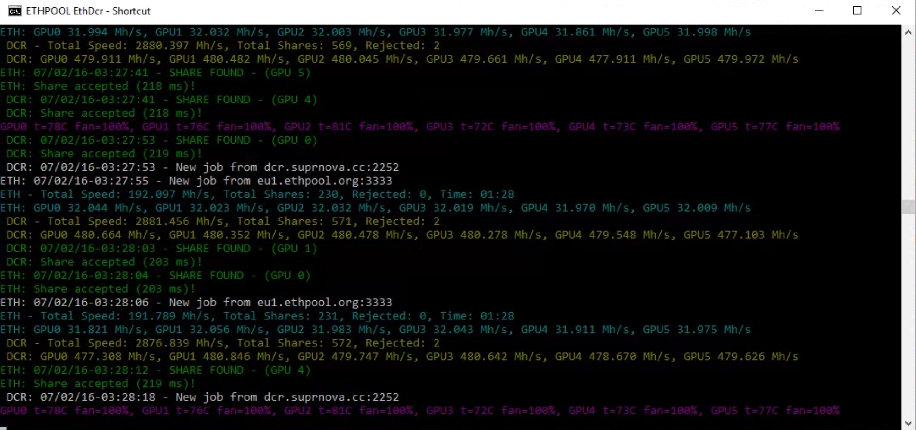 RX 480 vs R9 380 vs R9 390 — Ethereum Community Forum