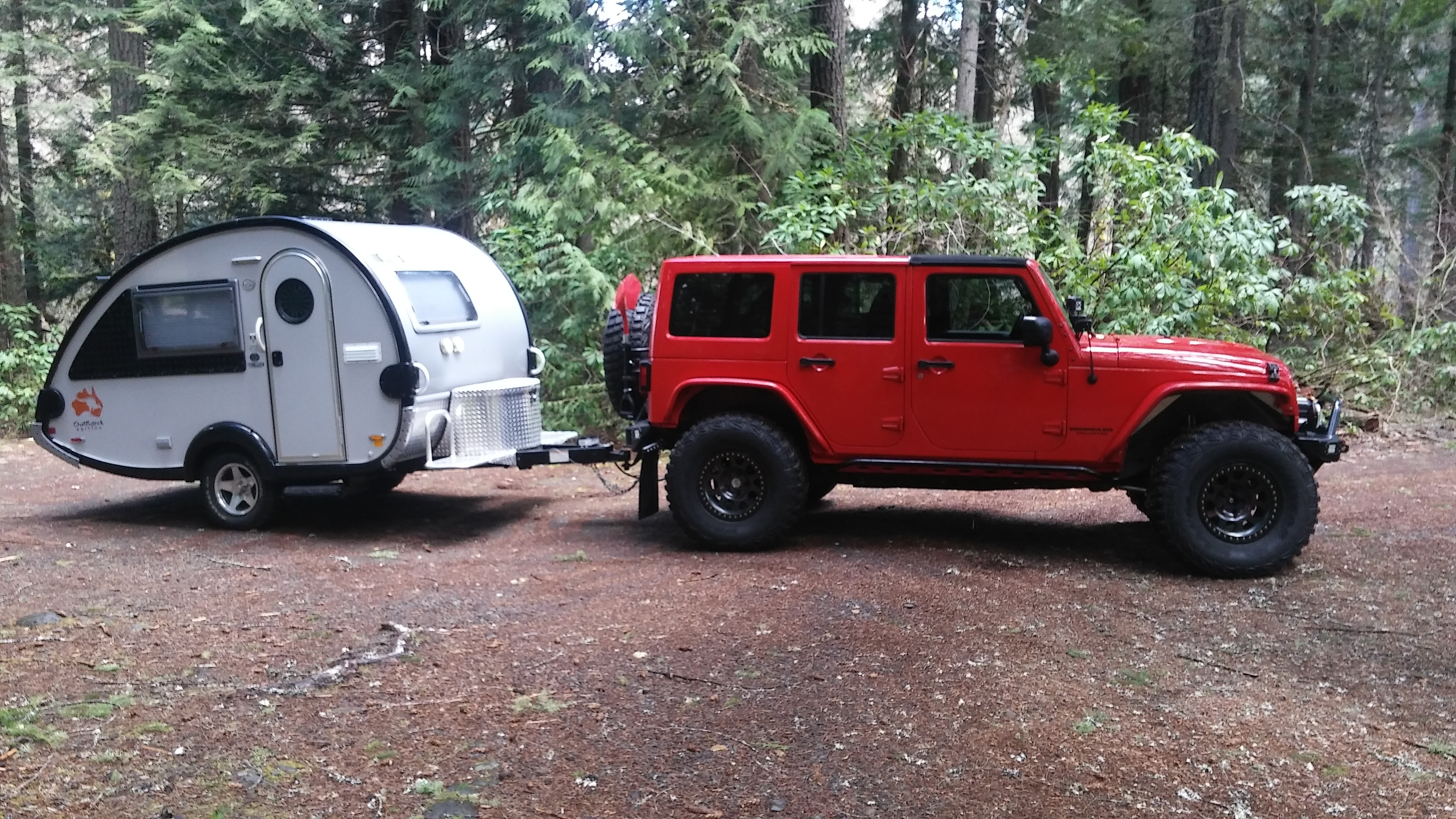 Jeep Wrangler Re Geared Supercharged And 1st 450 Mile Weekend Jk With 37 Inch Tires