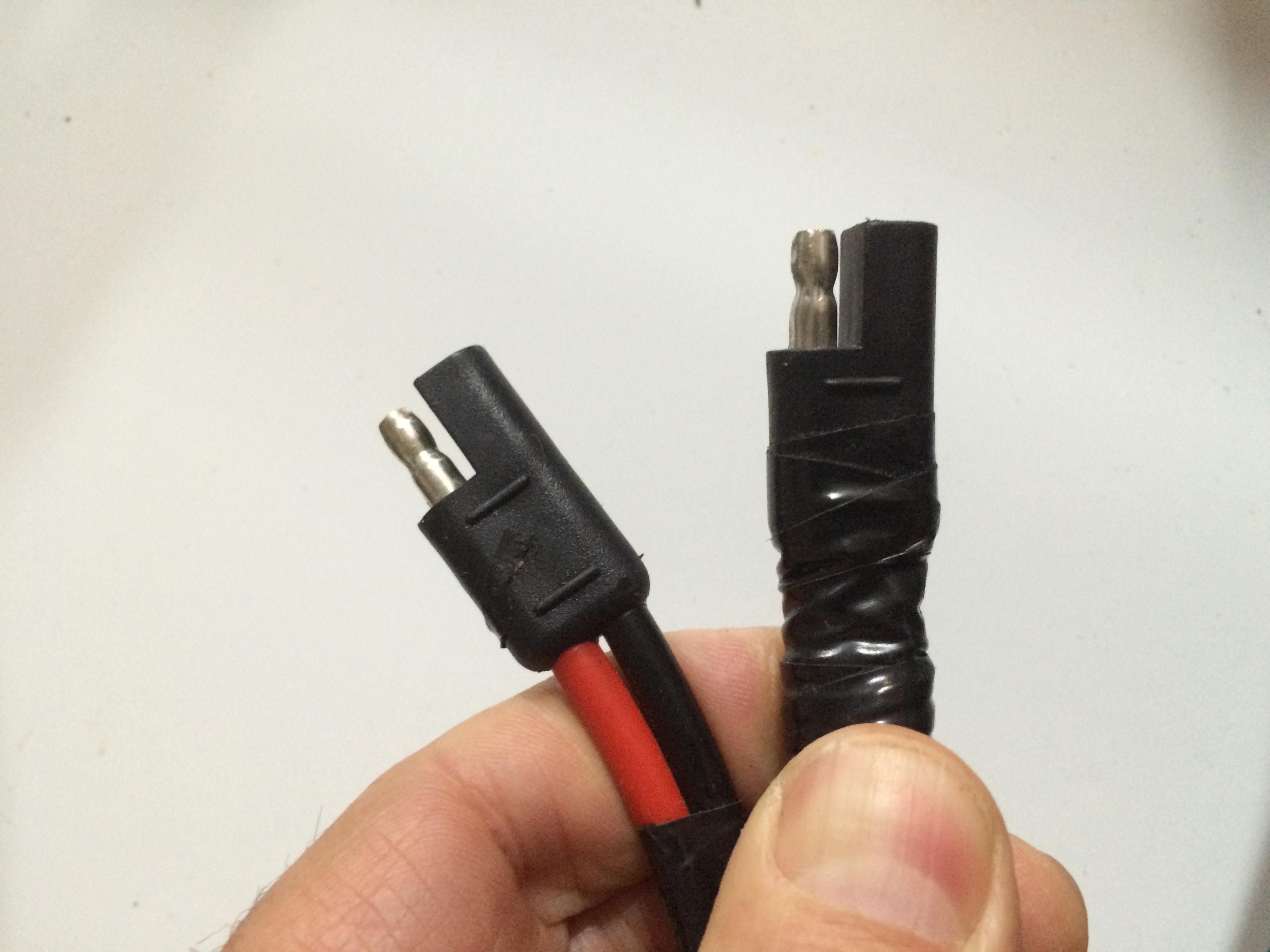 Please Help! Renogy solar panel wiring