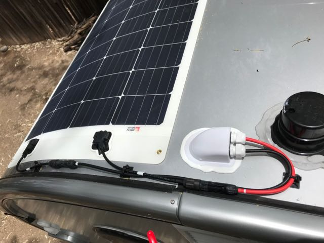 My Solar Install Clean And Simple