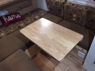 Awesome Oak Table Leaf Replacement