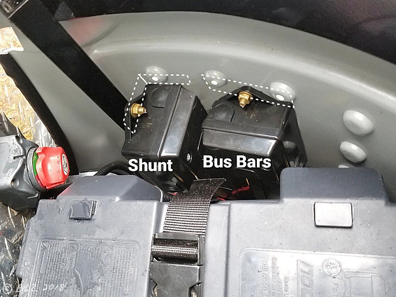 Battery Spaghetti Fix - Bus Bars on